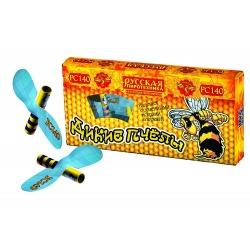 Дикие пчёлы (летающая вертушка)