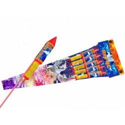 Пегас (набор ракет, пять разных эффектов)