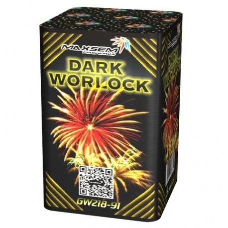 Dark worlock (0,8''x 9)
