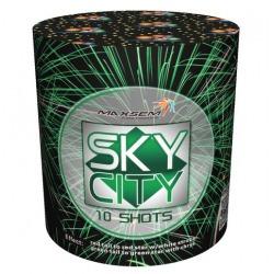 Sky sity (0,8''x 10)