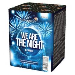 Мы - ночь / We are the night (0,8''x 16)