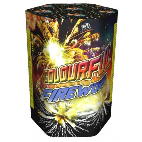"""COLOURFUL FIREWORKS (1"""" х 7)"""