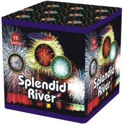 "Великолепная река / Splendid river(1,2"" х 19)"