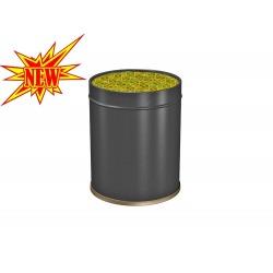 """""""Цветной дым"""" в жестяной коробке (зеленый)"""