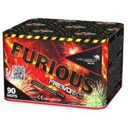 """Furious / Яростный(0,8"""" х 90)"""