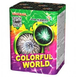 "Красочный мир / Colorfull world (0,8"" x 12)"
