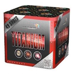 """Титан / Titanium (1,2"""" x 49)"""