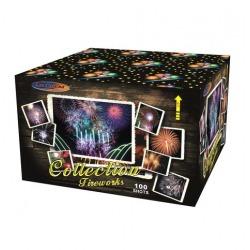 "Collection fireworks / Коллекция фейерверков (1,2"" x 100)"