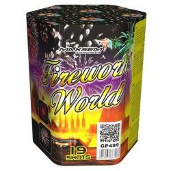 "Мир фейерверков / Fireworks world (1,2"" x 19)"