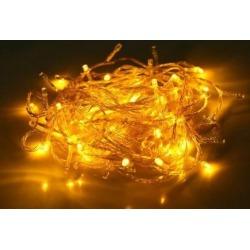 Светодиодные гирлянды LED 200 теплый белый