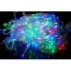 Гирлянда LED 100 Premium синяя