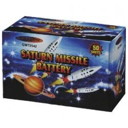 """Катюша 50 / Saturn missile (0,3"""" x 50)"""