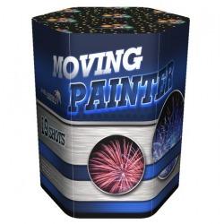 Moving painter / Движущийся художник