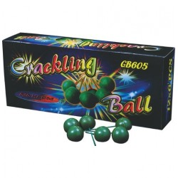 Трещащие шары / Crackling ball
