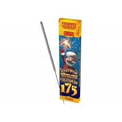 Золотой бенгальский огонь 175