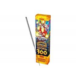 Цветной бенгальский огонь 300