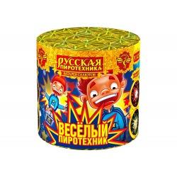 "Веселый пиротехник (0,8"" x 9)"