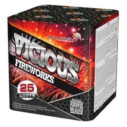 Ужасный фейерверк / Vicious fireworks