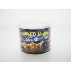 Светодиодные гирлянды LED 100 синие