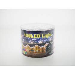 Светодиодные гирлянды LED 100 цветные