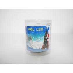 Светодиодные гирлянды LED 200 синие