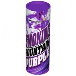 Дым фиолетовый / Smoking Fountain (30 сек)
