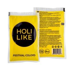 Краска Холи 50гр. Жёлтый