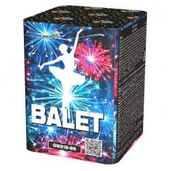 Батареи салютов / BALET