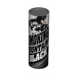 Дым чёрный / Smoking Fountain (30 сек)