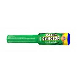 Факел зеленый с чекой